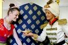 Ballettschule Raif - Proben für Alice im Wunderland